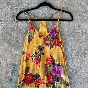 Alice + Olivia Hawaiian Mini Dress